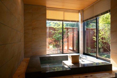 マリントピアザスイートの天然温泉
