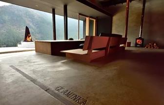 グランミカの古民家宿で非日常空間を体感。