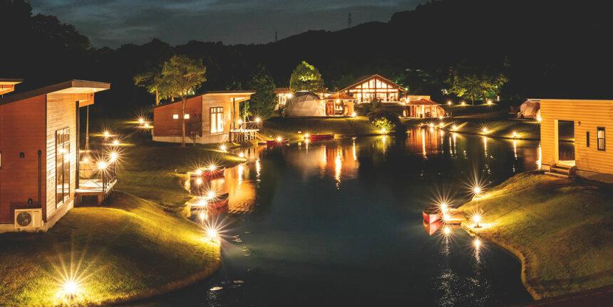 関東・東海・関西・中四国・九州のグランピングを楽しむウェブマガジン