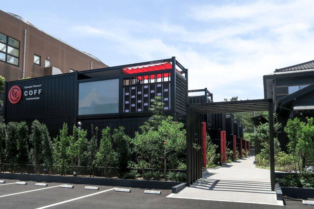 一宮の海岸まで徒歩4分、Casual Resort COFF Ichinomiya