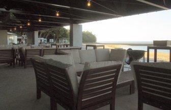 海を見ながらビーチBBQが楽しめる長崎鼻ビーチリゾート