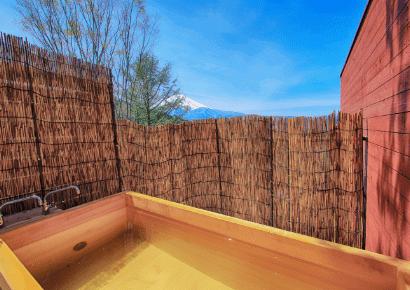 杓子山ゲートウェイキャンプ貸し切り風呂