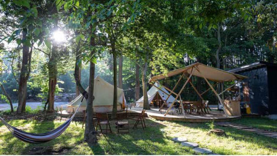 東京クラシックキャンプは王様のブランチでも紹介されたオシャレなグランピング
