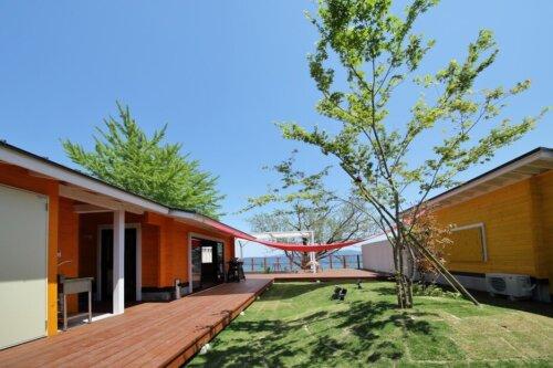 ワンちゃんと一緒に快適グランピング体験が楽しめる「ドッググランピング京都天橋立」