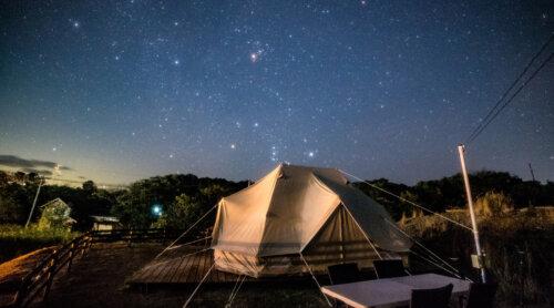 星を楽しむならKabuku Resortへ。