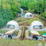 【おすすめ】関東グランピング施設 ドームテントに泊まれる人気11施設