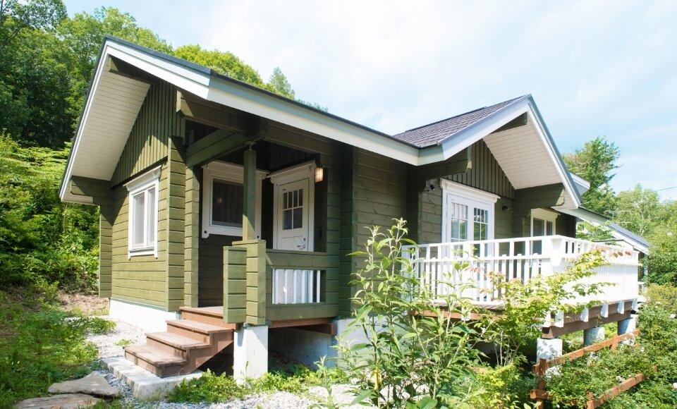 ネオオリエンタルリゾート八ヶ岳高原キッチン付きコテージ