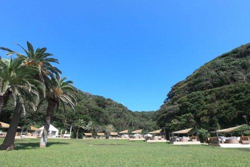 2020年9月19日にオープンした「BEACH⇔PARK LIVING」は神奈川県立公園として初めてのPark-PFI事業